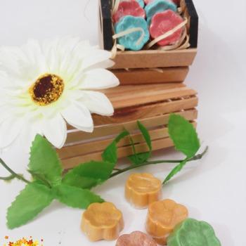 Sabonete de Flor Tamanho PP
