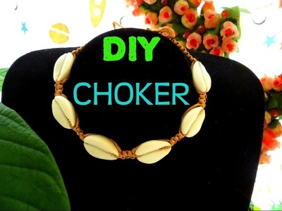#DIY CHOKER SUMMER