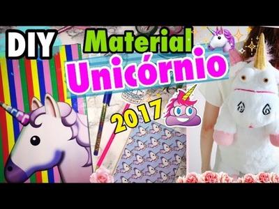 DIY MATERIAL MÁGICO DE UNICÓRNIO