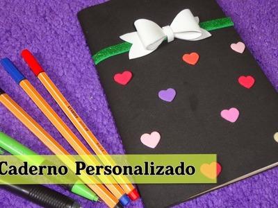 DIY: Caderno Personalizado com E.V.A