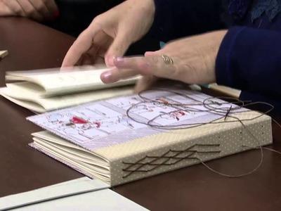 Mulher.com 30.05.2014 Del Carmen - Livro receitas cartonagem