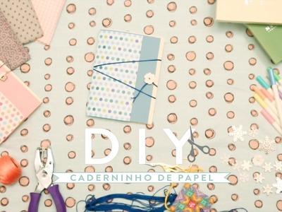 DIY: Como fazer um caderninho de anotações personalizado | WESTWING