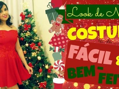 Look de Natal - Costura Fácil e com Acabamentos