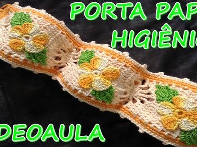 PORTA PAPEL - JB ÍSIS #LUIZADELUGH