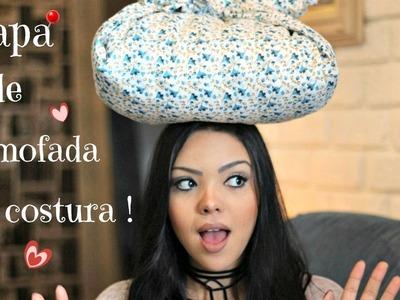 Capa de Almofada sem Costura - DIY ( Muito fácil !!! )