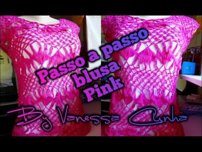 Dicas de como aumentar a Blusa pink