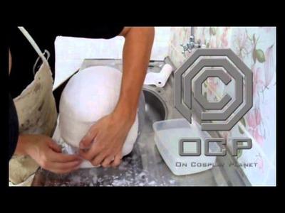 Marcelo Robocop Como Fazer uma forma de Atadura Gessada