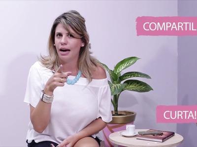 DIY BANQUINHO OU MESA DE MÃO FRANCESA