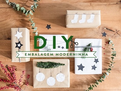 DIY: Embalagem moderninha | WESTWING