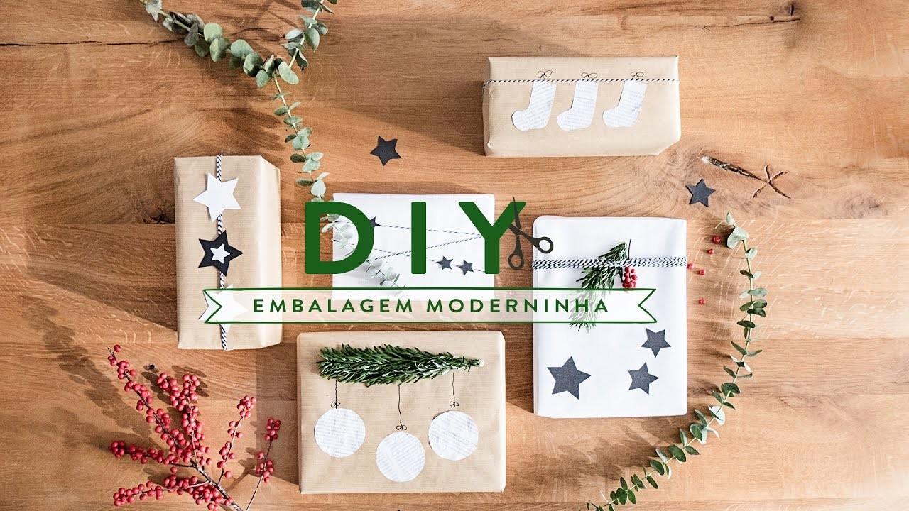 DIY: Embalagem moderninha   WESTWING
