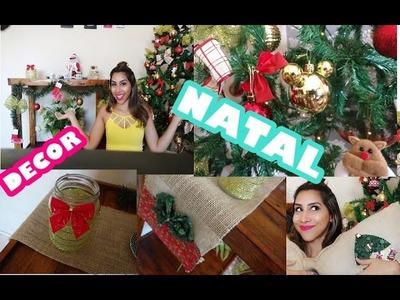 DIY: Especial De Natal decorando a Arvore