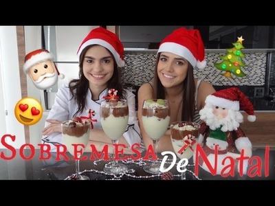 DIY - sobremesa de Natal | Especial de natal com Glacê Doces Finos 2.3