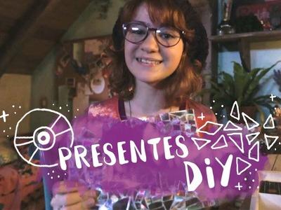 Presentes, artesanato e Natal: dicas DIY