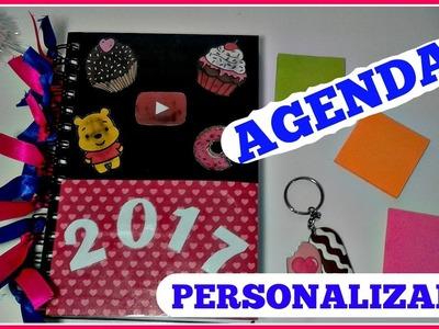 DIY: Personalize sua agenda #JuDeFérias