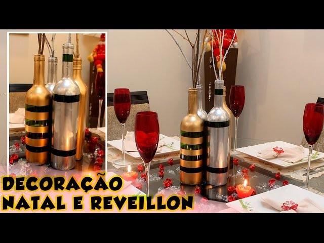 DIY - Decoração de Natal e Reveillon