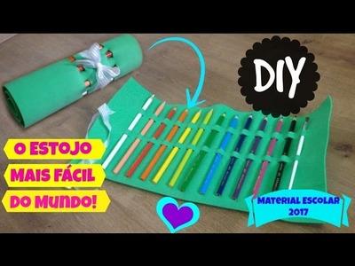 DIY: ESTOJO SUPER FÁCIL!
