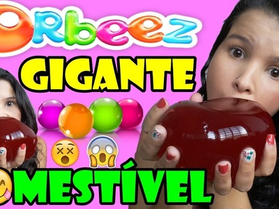 how to make giant edible orbeez