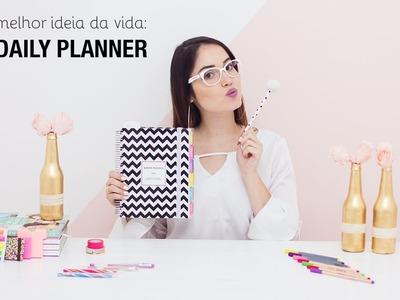 Dica de organização: como uso meu Daily Planner | Paperview ♥
