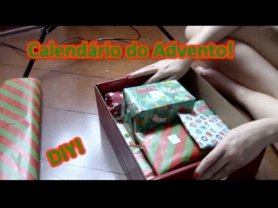 DIY - Calendário do Advento