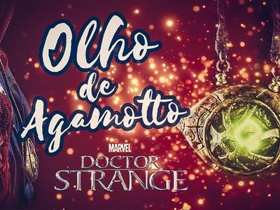 DIY: Olho de Agamotto - DOUTOR ESTRANHO (Doctor Strange - Eye of Agamotto)   Dan Pugno