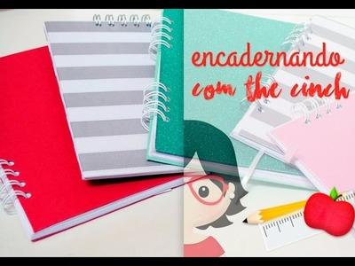 Encadernadora The Cinch - Como Usar - Planner