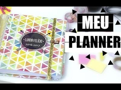Planner Enjoy Print 2017 - Unboxing
