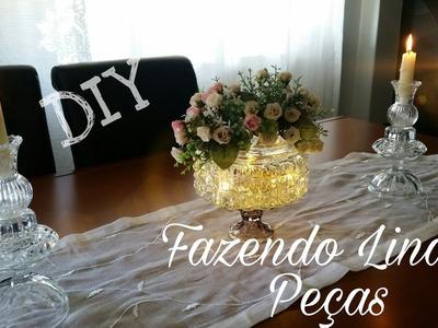 DIY - Reaproveitando e Personalizando Peças  Lindas.