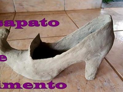 DIY.SAPATO DE BRUXA ACABAMENTO (ZAPATO DE BRUJA ACABAMIENTO)