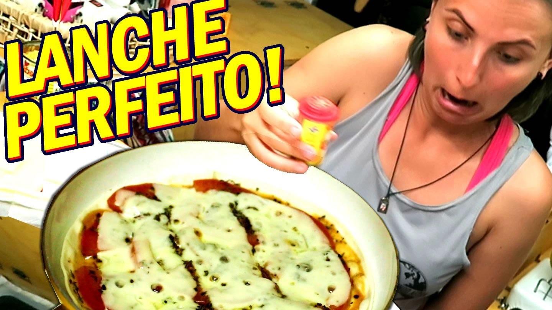 RECEITA DE PIZZA DE FRIGIDEIRA! RANGO VMA - DIY
