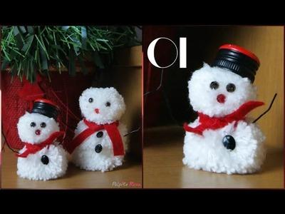 Diy - Boeco de neve