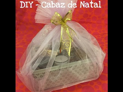 DIY - Cabaz de Natal
