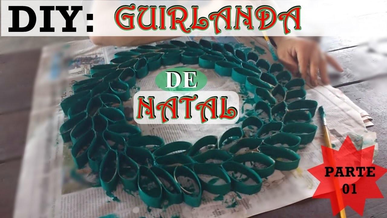 DIY: GUIRLANDA DE NATAL