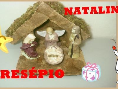 DIY - Presépio Natalino  passo a passo