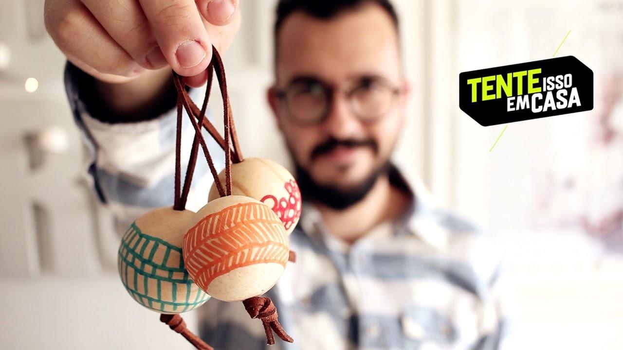 ESPECIAL DE NATAL #4: DIY BOLINHAS DE NATAL