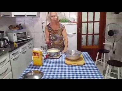 DIY - ESPECIAL DE NATAL - MANJAR SIMPLES E RÁPIDO - PARTE 1.