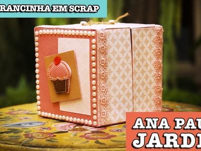 02.07.2014 - Lembrancinha em Scrap (Ana Paula Jardim)