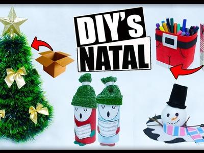 10 DIYS INCRÍVEIS PARA O NATAL Ft. Eduardo Wizard - Especial Natal #4