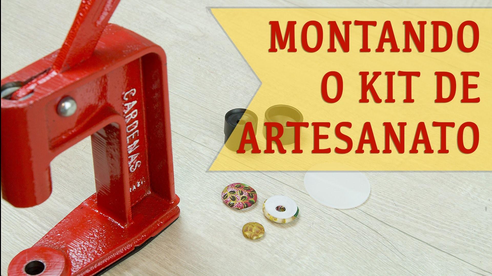 Dicas para usar o kit de artesanato Cardenas