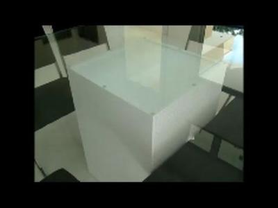 DIY Como cobrir móveis com papel contact