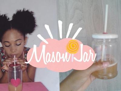 DIY : COMO FAZER MASON JAR