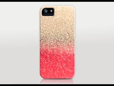 DIY , Faça você mesmo uma SUPER capa de celular.