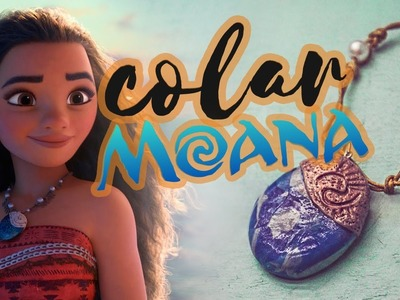 DIY: Colar da MOANA (Moana's Necklace) | Dan Pugno