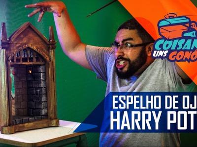 DIY: Espelho de Ojesed - Harry Potter - CUG#30