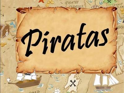 Decoração - Festa Piratas