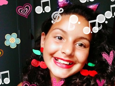 DIY : Tiara De Gatinho Com Cola Quente!!!! | Ju Lage