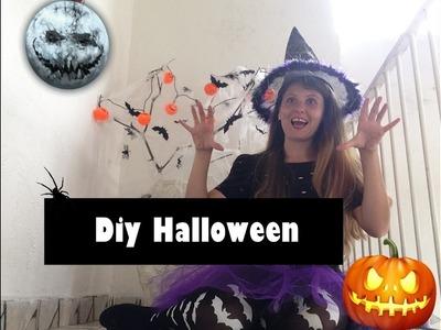 Diy Decoração De Halloween