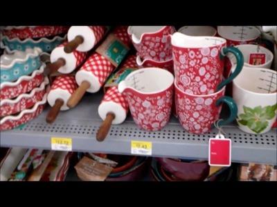 Decoração de Natal Walmart Estados Unidos.