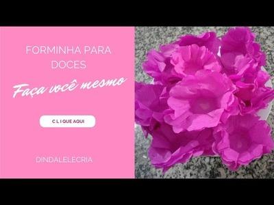 DIY - FESTA DECORAÇÃO JARDIM, PARTE 1