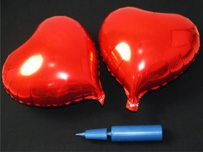 DIY Como encher balão metalizado sem gás hélio - Decoração de casamento, noivado.