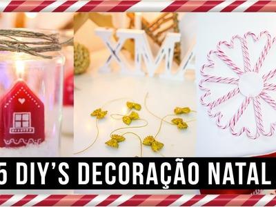 PINTEREST - 5 DIY's de DECORAÇÃO DE NATAL - SÉRIE de NATAL 2016 | Alice Trewinnard